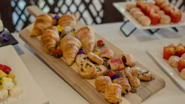 Osprey Hotel Pastries For Conferences